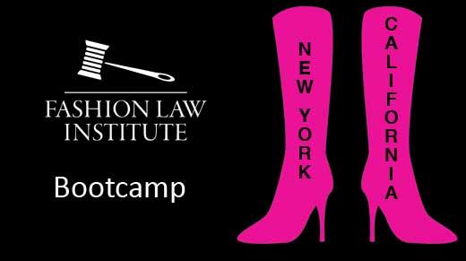 fashion law bootcamp