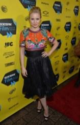 """""""Veronica Mars"""" Premiere - 2014 SXSW Music, Film + Interactive Festival"""