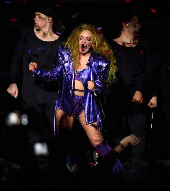 Lady Gaga Live At Roseland Ballroom - March 28, 2014