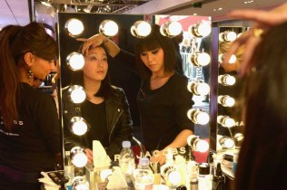 'Marc Jacobs Beauty' Presentation At Sephora Champs Elysees