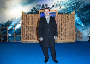 """Moscow Premiere of """"Noah"""""""