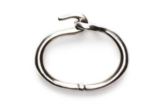 acne corinne-silver-bracelet