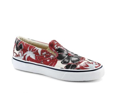 sperry top sider hawaiian print 01