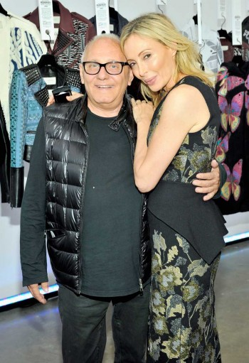 Max and Lubov Azria