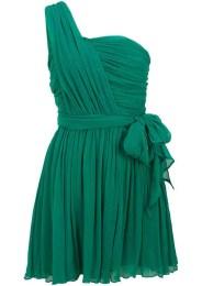 Chiffon Bodice Dress - $170