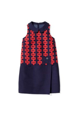 Tommy Hilfiger -- To Tommy from Zooey jacquard_dress_$149.50