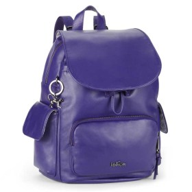 kipling city pack backpack blue