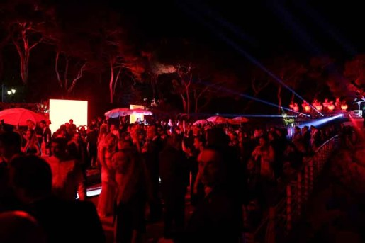 Moncler, The After Party To Benefit amfAR
