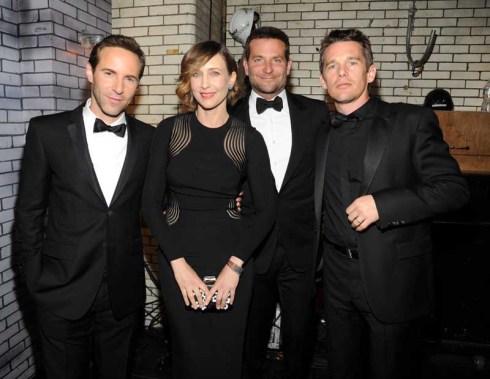 Alessandro Nivola, Vera Farmiga, Bradley Cooper and Ethan Hawke