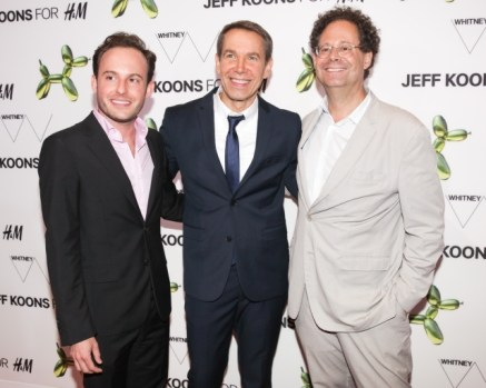 """""""H&M and Jeff Koons 5th Avenue Flagship Store Celebration"""""""