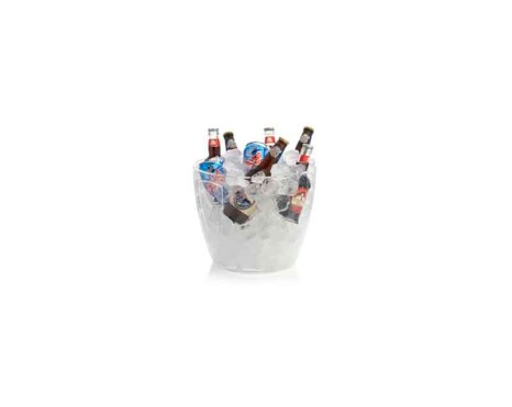 Crate and Barrel AcrylicBeverageTubAV1F14