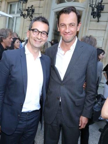 Federico Marchetti & Pierre-Yves Roussel