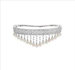 GAYDAMAK 4 Bracelet tiare perles