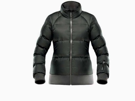 Porsche Womens Bonded Down Jacket