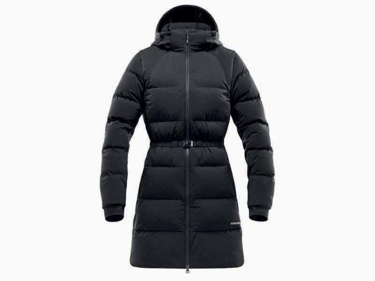 Porsche Womens Resort Coat