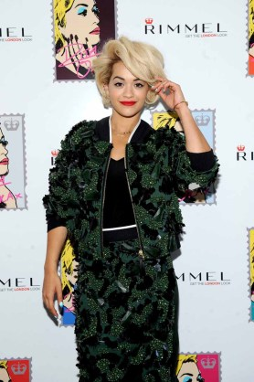 Rita Ora for Rimmel London 01