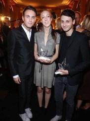 Arnaud Vaillant & Iris Van Herpen & Sebastien Meyer