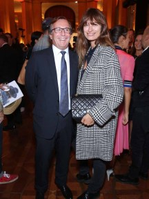 Bruno Pavslovsky & Caroline de Maigret