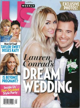 Cover of Us Weekly