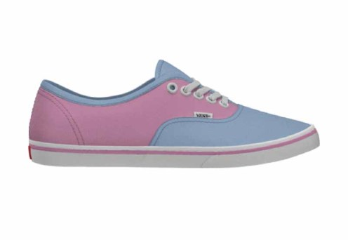 Vans Customs_AuthenticLoPro_BlueBell Rosebloom