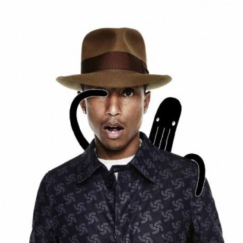 Pharrell Williams for G-Star RAW