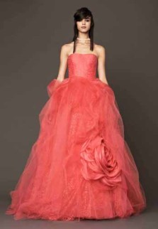 vera wang wedding F1410