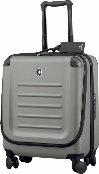 Victorinox F14 Spectra_DualAccess_ExtraCapacity_CarrOn_OGreen