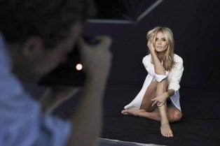 Heidi Klum for Sharper Image 2014 (10)