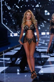 2014 Victoria's Secret Runway Show - Swarovski Crystal Looks