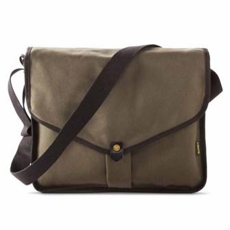 Billykirk Messenger Bag Olive