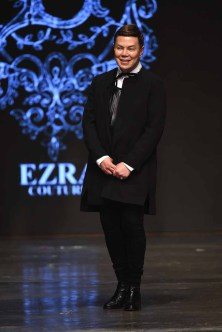 Ezra - Runway - Dubai FFWD April 2015