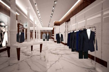 Jeffrey Rudes Soho Store (1)