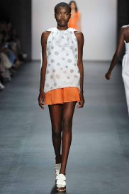 Angel Sanchez New York RTW Spring Summer 2016 September 2015