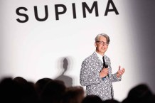 NEW YORK, NY - SEPTEMBER 07: VP of marketing and promotions at Supima Buxton Midyette attends Supima Design Competition SS18 runway show during New York Fashion Week at Pier 59 on September 7, 2017 in New York City. (Photo by Brian Ach/Getty Images for Supima Design Competition)