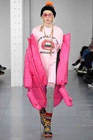 Nicopanda London Womenswear Fall Winter 2018-2019 London February 2018