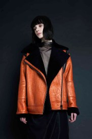 Aphid F18 NAYANA SHEARLING ORANGE