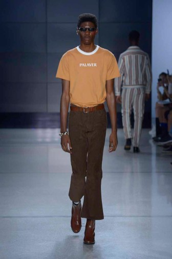 Head of State, Spring 2019, New York Menswear, July 2018