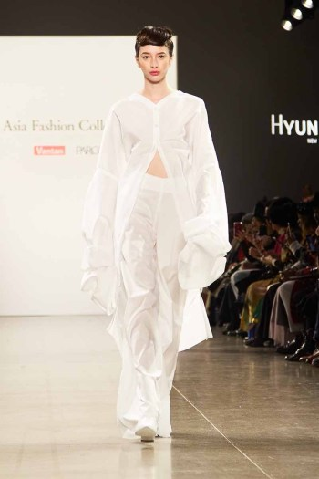 Hyun Jung F19 asian fashion collection