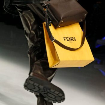 Courtesy Of FENDI Men A/W20