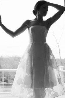 Amsale - Little White Dress Spring 2021