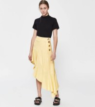 Rejina Pyo Ella Linen Skirt, $145.50 at Need Supply Co.