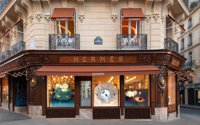 Courtesy Of Hermes