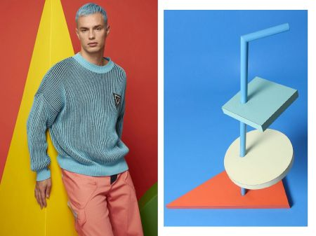 Moschino - Memphis Design Movement