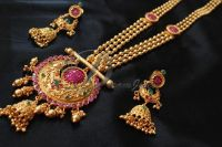 One Gram Gold Jewellery Designs | Fashionworldhub