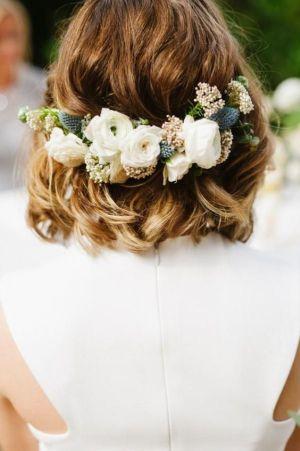 peinados para novia 2019