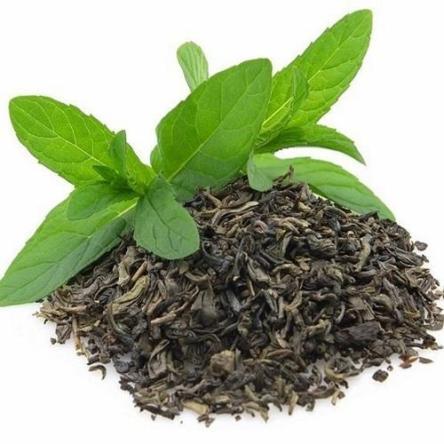 green tea  to Fight Halitosis