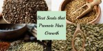 Best Seeds that Promote Hair Growth