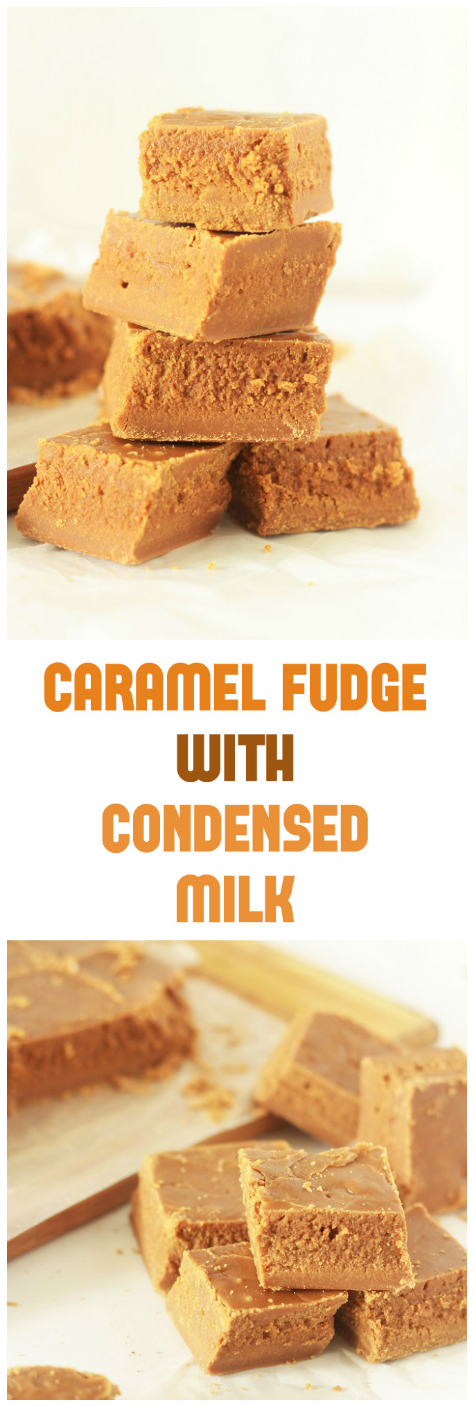 Easy Caramel Fudge With Condensed Milk Recipe Fas Kitchen