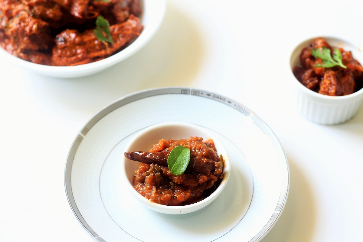 recipe for tomato chutney
