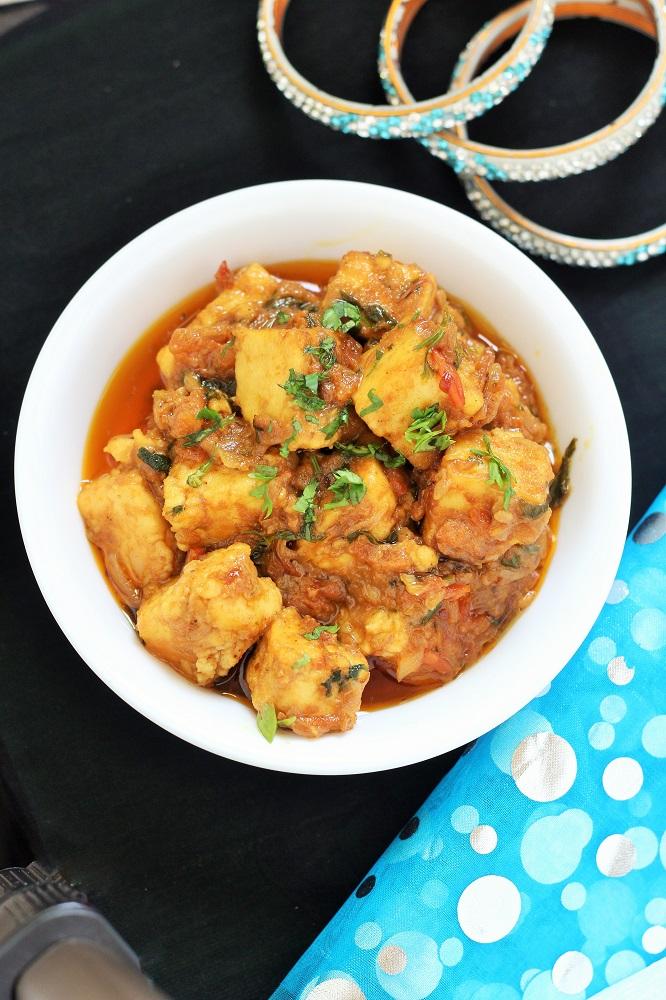 paneer butter masala recipe indian
